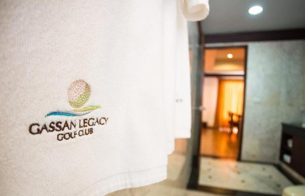 фотографии отеля Gassan Lake City Golf Club & Resort изображение №19