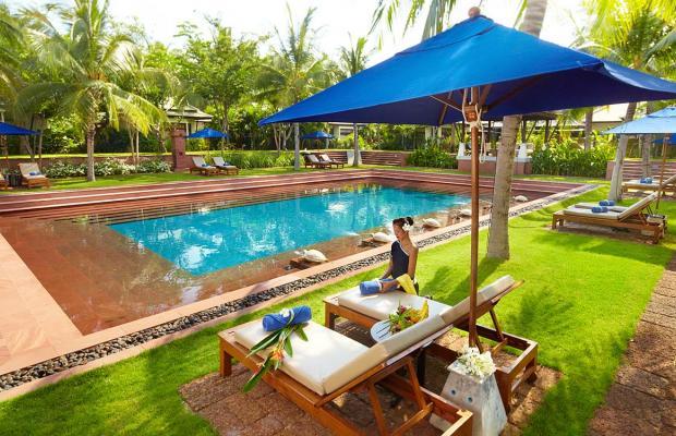 фотографии Melati Beach Resort & Spa изображение №12