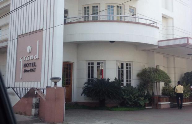 фотографии отеля Grand Hotel Kochi изображение №19