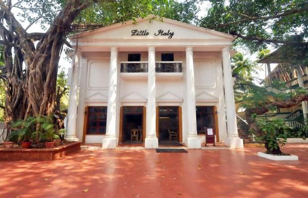 фотографии отеля Little Italy and Eden Garden  изображение №15