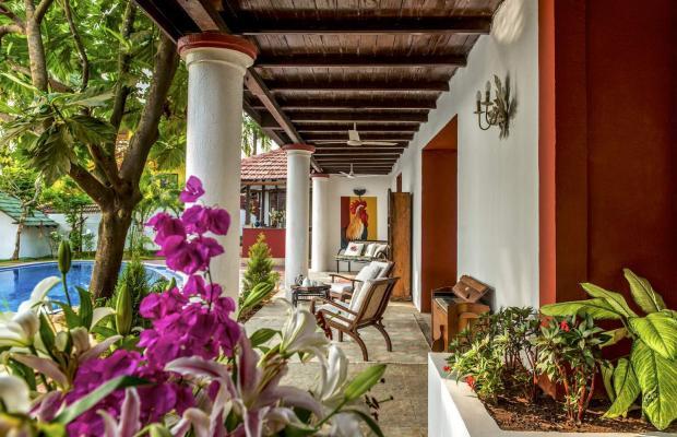 фотографии отеля Casa Britona изображение №7
