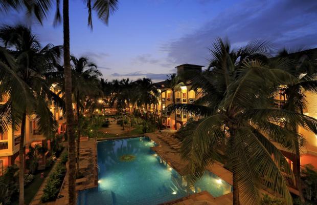 фото Country Inn & Suites By Carlson Goa Candolim (ex. Girasol Beach Resort) изображение №14
