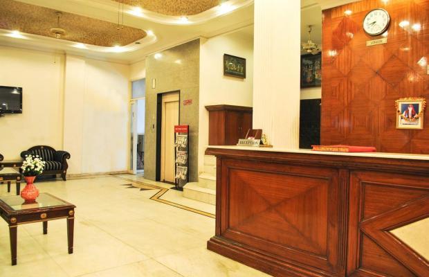 фотографии отеля Yuvraj Deluxe изображение №7