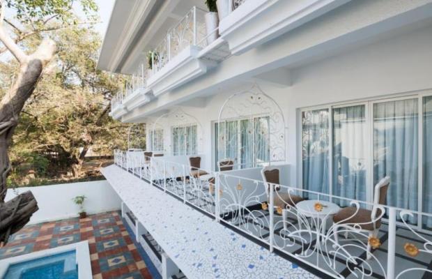 фотографии отеля Pirache Art Hotel изображение №27