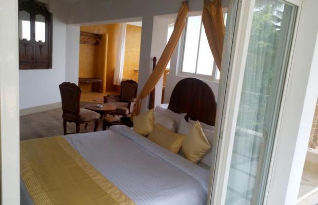 фотографии отеля Pirache Art Hotel изображение №7