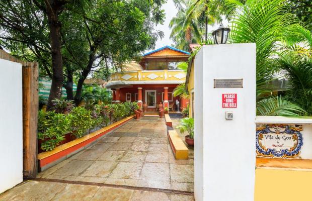 фотографии отеля Treebo Vila de Goa изображение №39