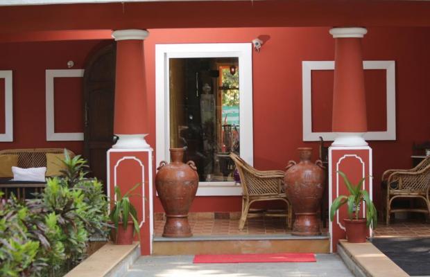 фотографии отеля Treebo Vila de Goa изображение №7