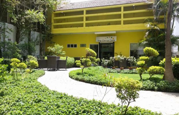 фотографии отеля Lemon Tree Hotel Udyog Vihar изображение №3