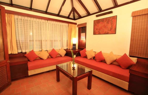 фотографии отеля Vythiri Resort изображение №11