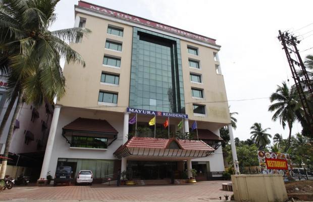фото отеля Mayura Residency изображение №17