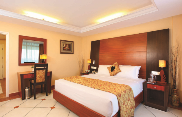 фотографии отеля Emarald Hotel Cochin (ex. Pride Biznotel Emarald) изображение №3