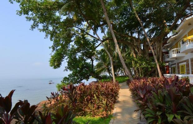 фотографии отеля Bambolim Beach Resort изображение №31
