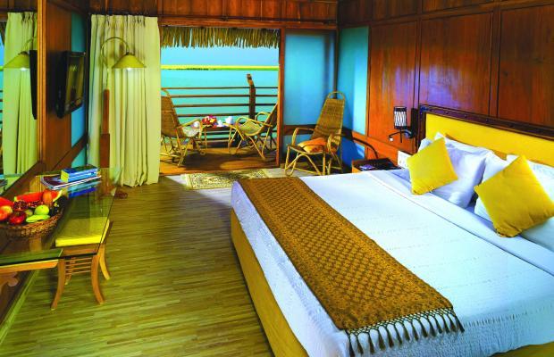 фото отеля Poovar Island Resort изображение №21