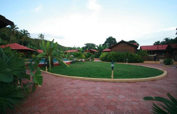 фотографии отеля The Fern Gardenia Resort изображение №19