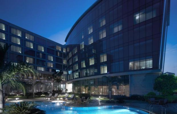 фотографии отеля Hyatt Regency Mumbai изображение №23
