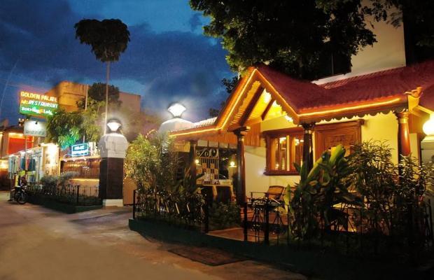 фотографии отеля Hotel Mamallaa Heritage изображение №19