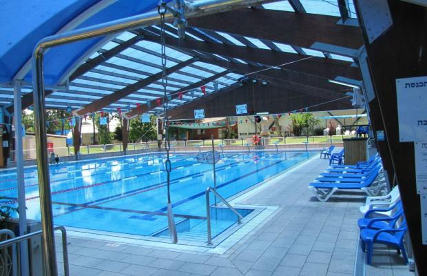 фотографии отеля Kfar Maccabiah Hotel & Suites изображение №3