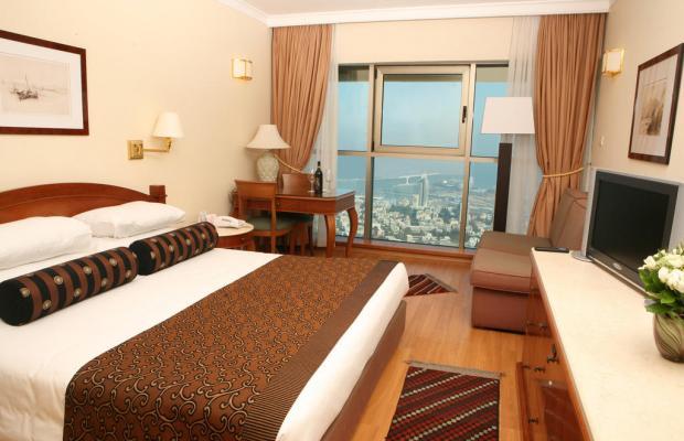 фотографии отеля Crowne Plaza Haifa  изображение №3