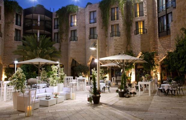фото отеля Inbal Jerusalem изображение №9