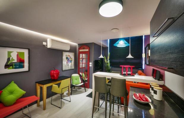 фотографии отеля 21st Floor 360 Suitop Hotel изображение №31