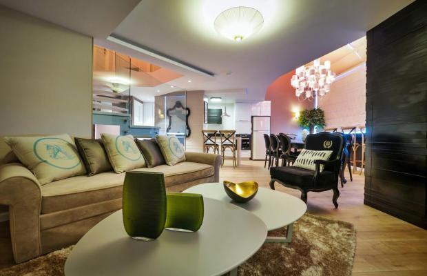 фото 21st Floor 360 Suitop Hotel изображение №30