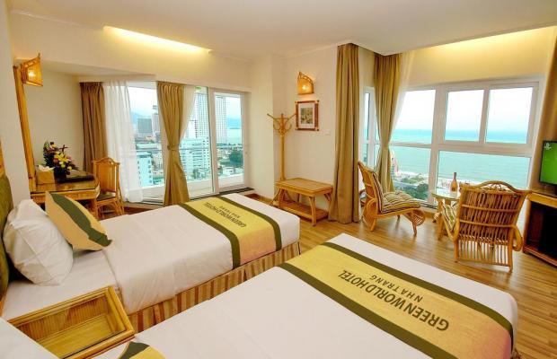 фотографии Green World Hotel изображение №132