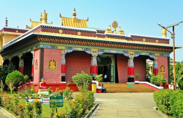 фото отеля Lotus Nikko Bodhgaya изображение №9
