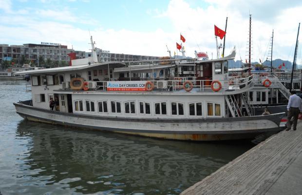 фотографии отеля Alova Gold Cruises Ha Long изображение №3