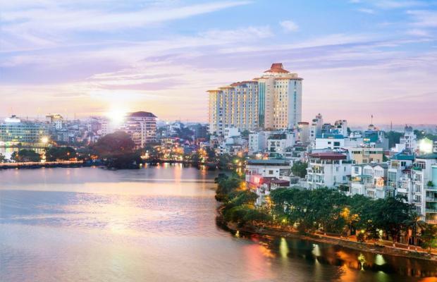 фотографии отеля Pan Pacific Hanoi (ех. Sofitel Plaza Hanoi) изображение №23