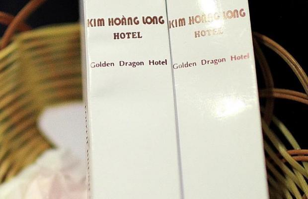 фотографии отеля Kim Hoang Long Hotel изображение №11
