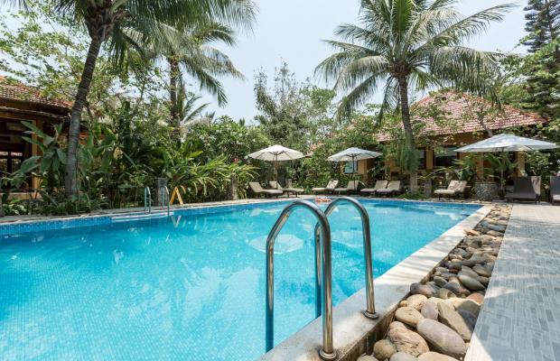 фотографии отеля Vinh Hung Riverside Resort & Spa изображение №3