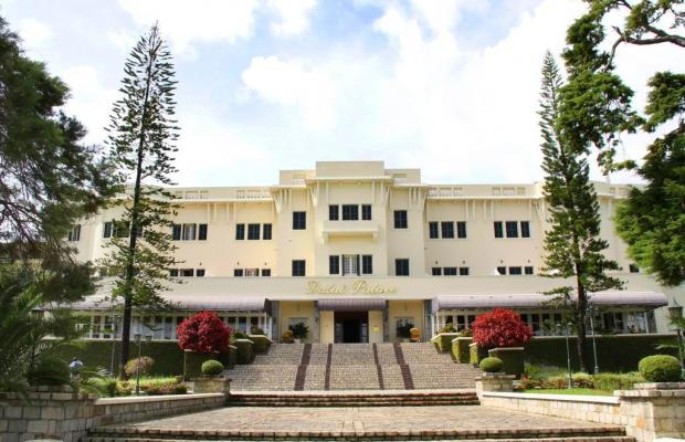 фото отеля Dalat Palace Heritage Hotel (ex. Sofitel Dalat Palace) изображение №1