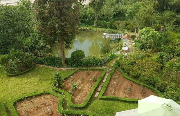 фотографии отеля Terrasse Des Roses Villa изображение №19