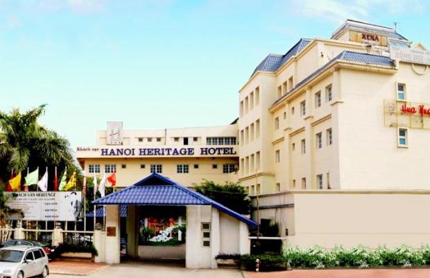 фото отеля Heritage Hanoi изображение №1