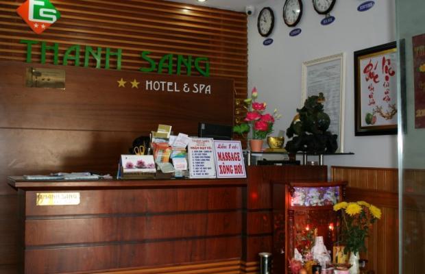 фотографии отеля Thanh Sang Hotel изображение №7