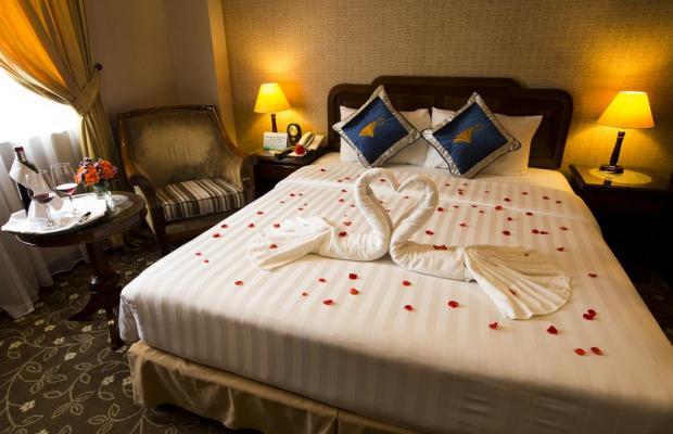 фото Adamas Hanoi Hotel (ех. Demantoid 2 Hotel; Platinum 2) изображение №22