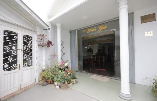 фото отеля Binh Yen Hotel изображение №33