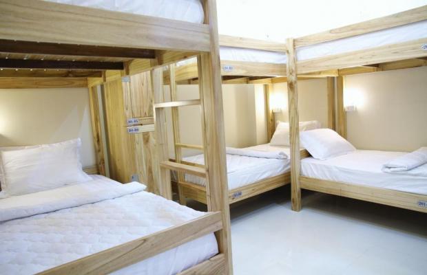 фотографии отеля New Saigon Hostel изображение №15