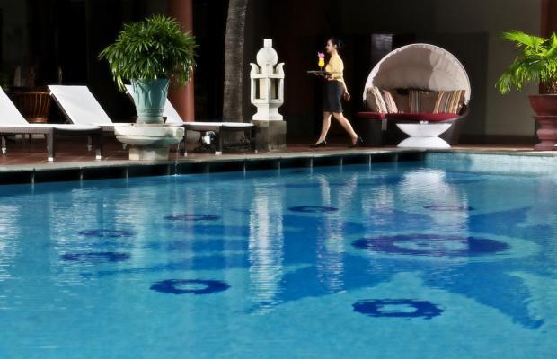фотографии отеля Parkroyal Saigon (ex. Novotel Garden Plaza Saigon) изображение №19