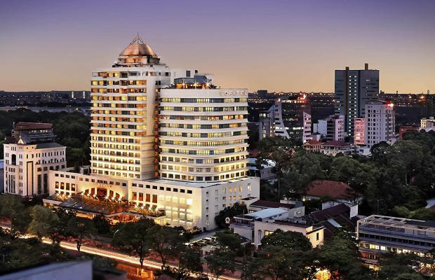 фотографии отеля Sofitel Plaza Saigon изображение №3