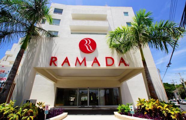фотографии отеля Ramada Cancun City изображение №3