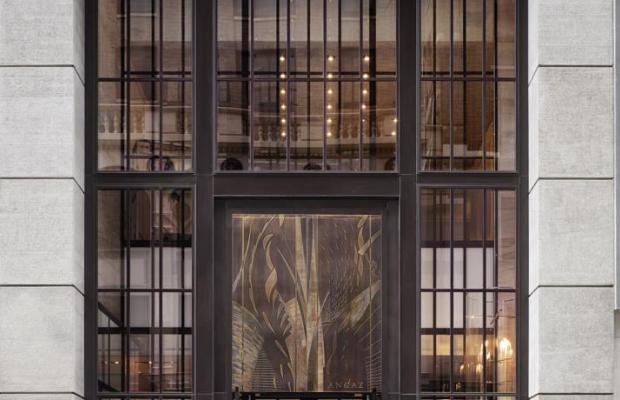 фото отеля Andaz 5th Avenue - a concept by Hyatt изображение №37