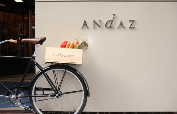 фото Andaz Wall Street - a concept by Hyatt изображение №30