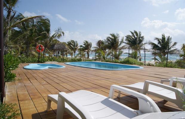 фото Hotel Cabanas Los Lirios Tulum изображение №18