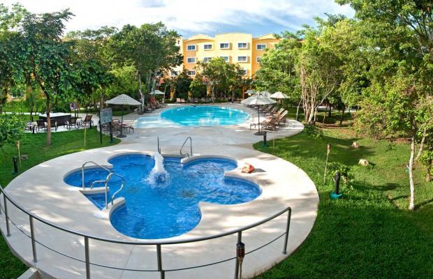 фото отеля Courtyard By Marriott Cancun Airport (ex. Courtyard Cancun) изображение №1
