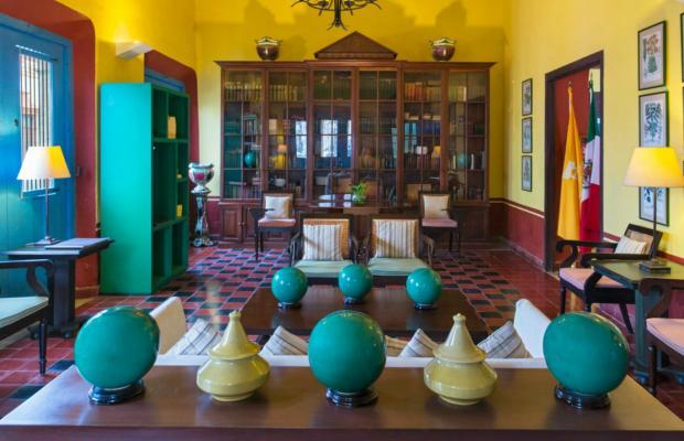 фото отеля Hacienda Puerta Campeche изображение №29