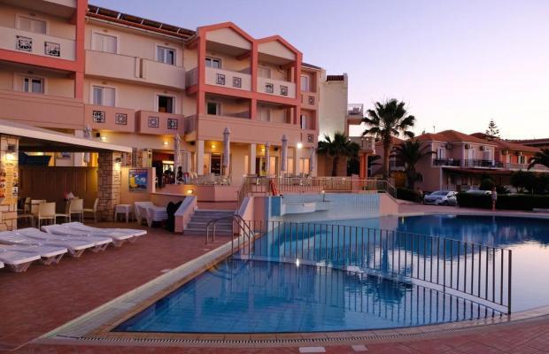 фото отеля Xenos Kamara Beach Aparthotel изображение №1