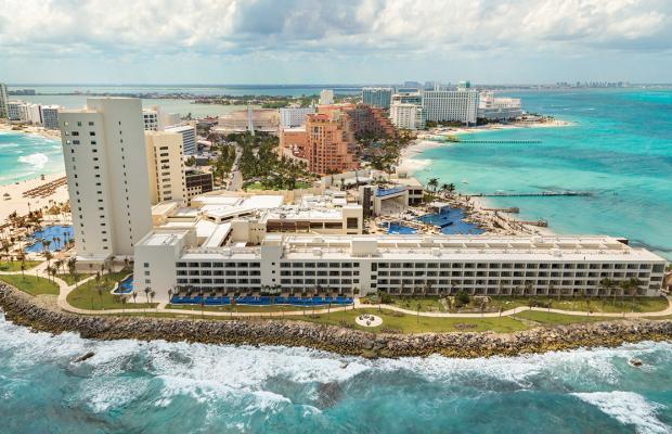 фото Hyatt Ziva Cancun (ex. Dreams Cancun; Camino Real Cancun) изображение №62