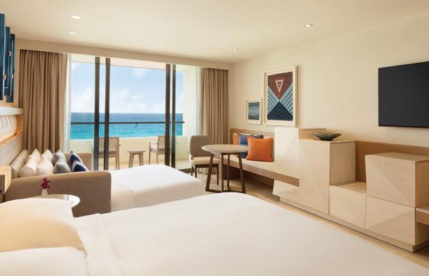 фотографии отеля Hyatt Ziva Cancun (ex. Dreams Cancun; Camino Real Cancun) изображение №51