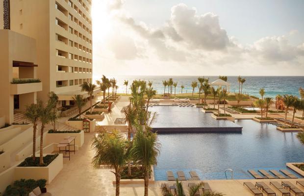фото Hyatt Ziva Cancun (ex. Dreams Cancun; Camino Real Cancun) изображение №22